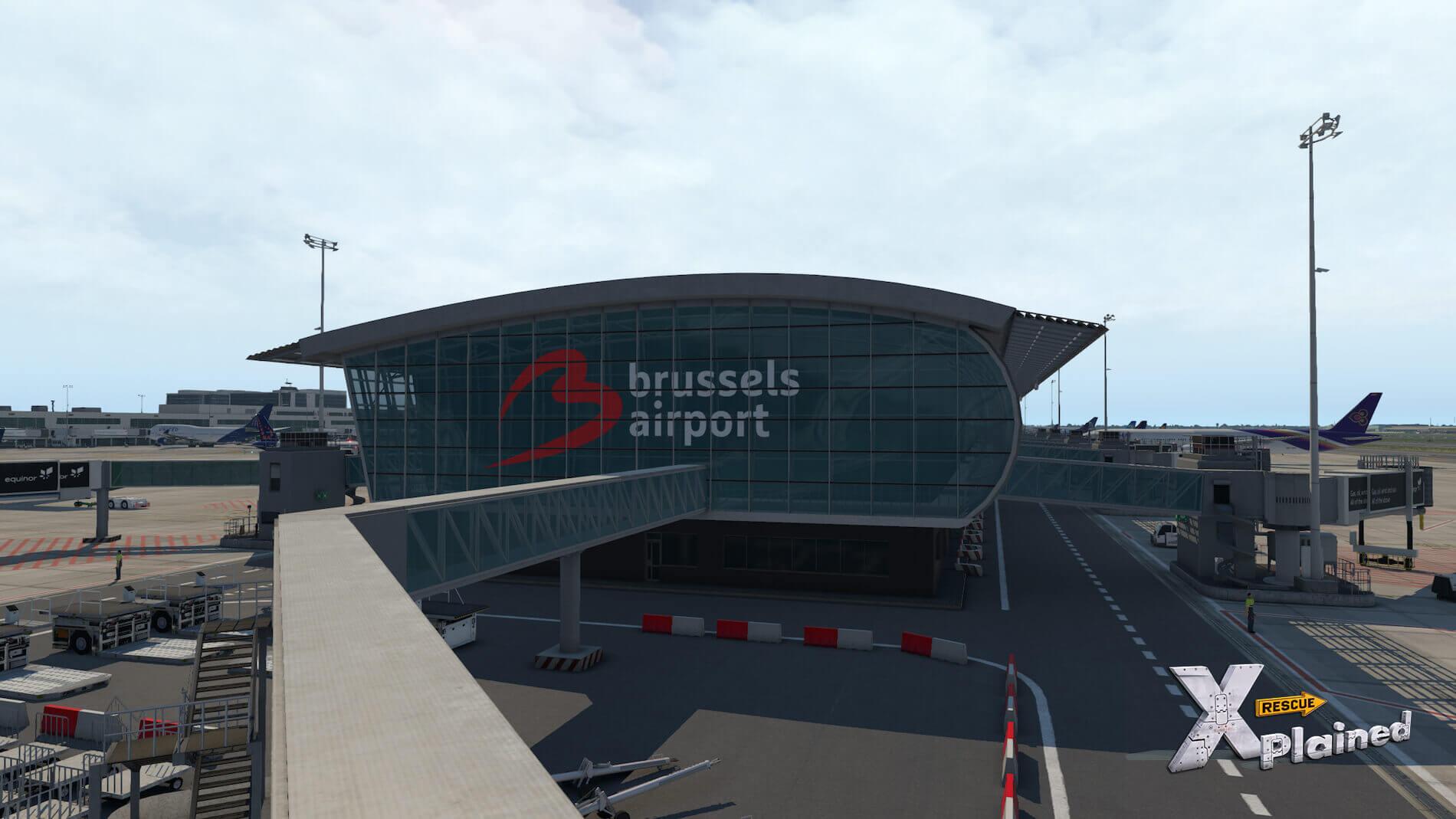 JustSim-EBBR-Airport-14