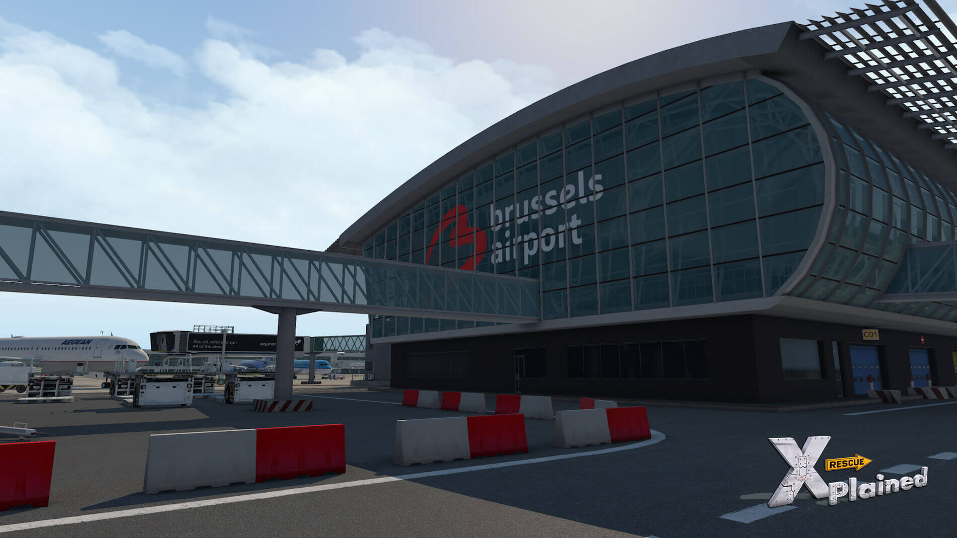 JustSim-EBBR-Airport-15