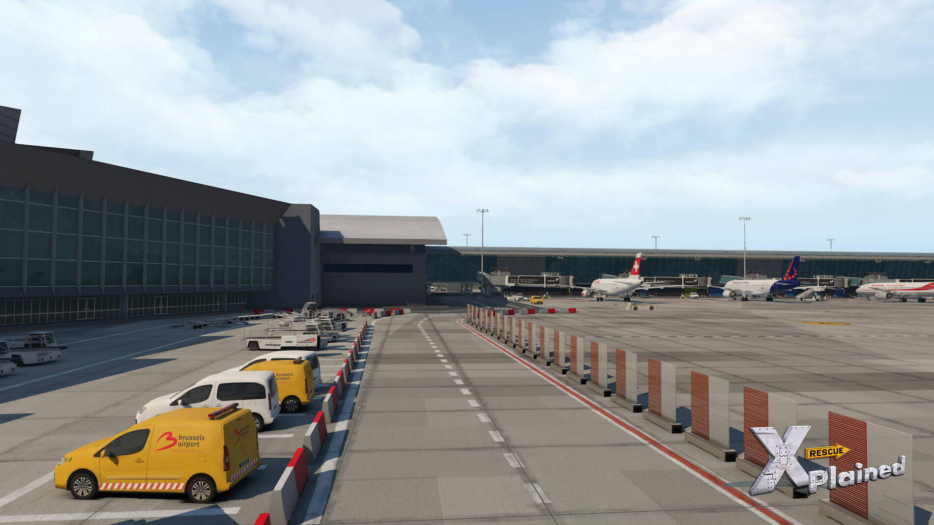 JustSim-EBBR-Airport-19