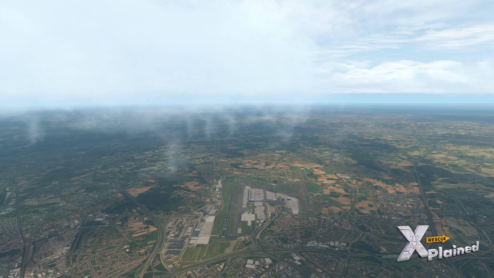 JustSim-EBBR-Airport-2