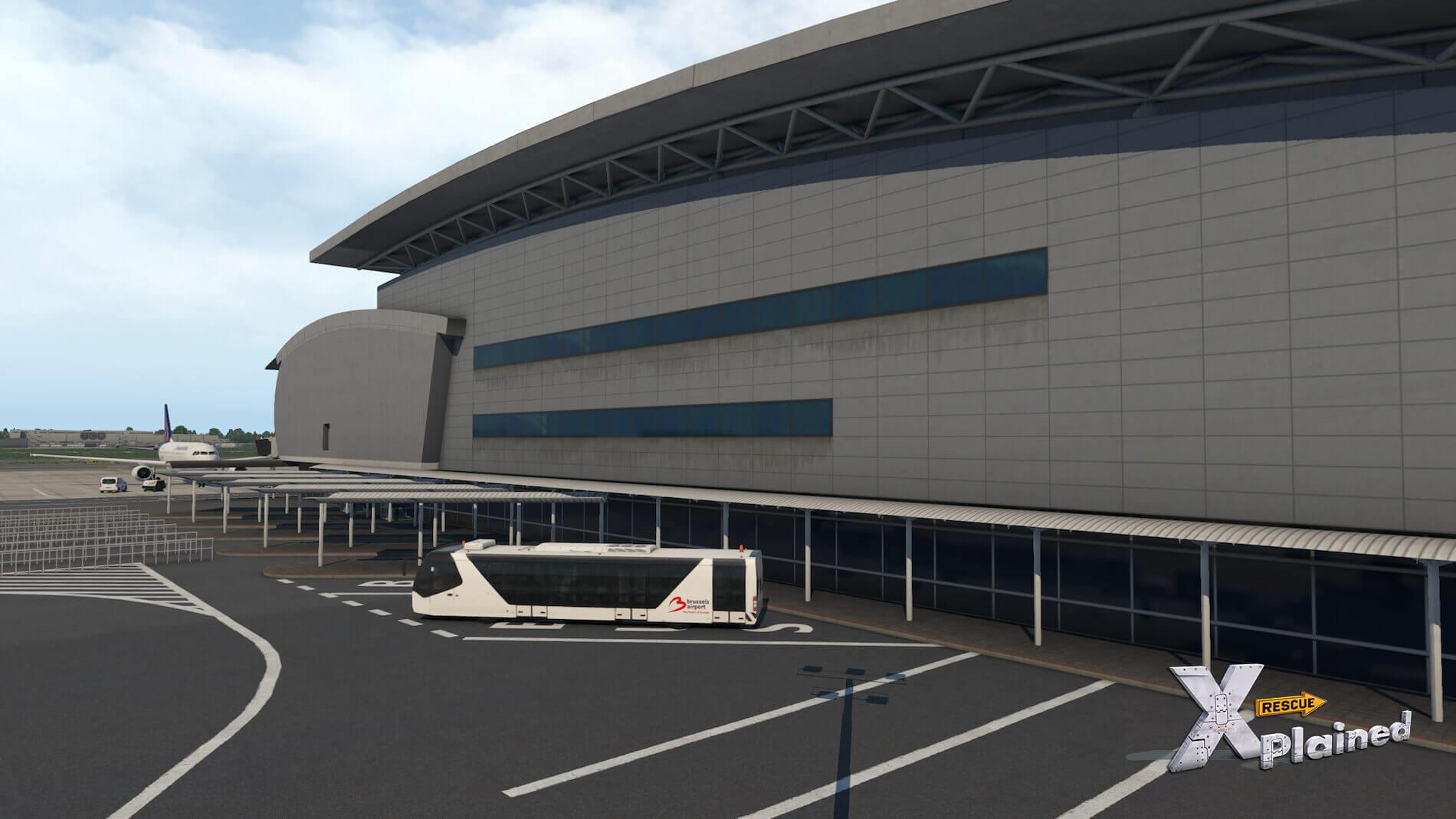 JustSim-EBBR-Airport-21