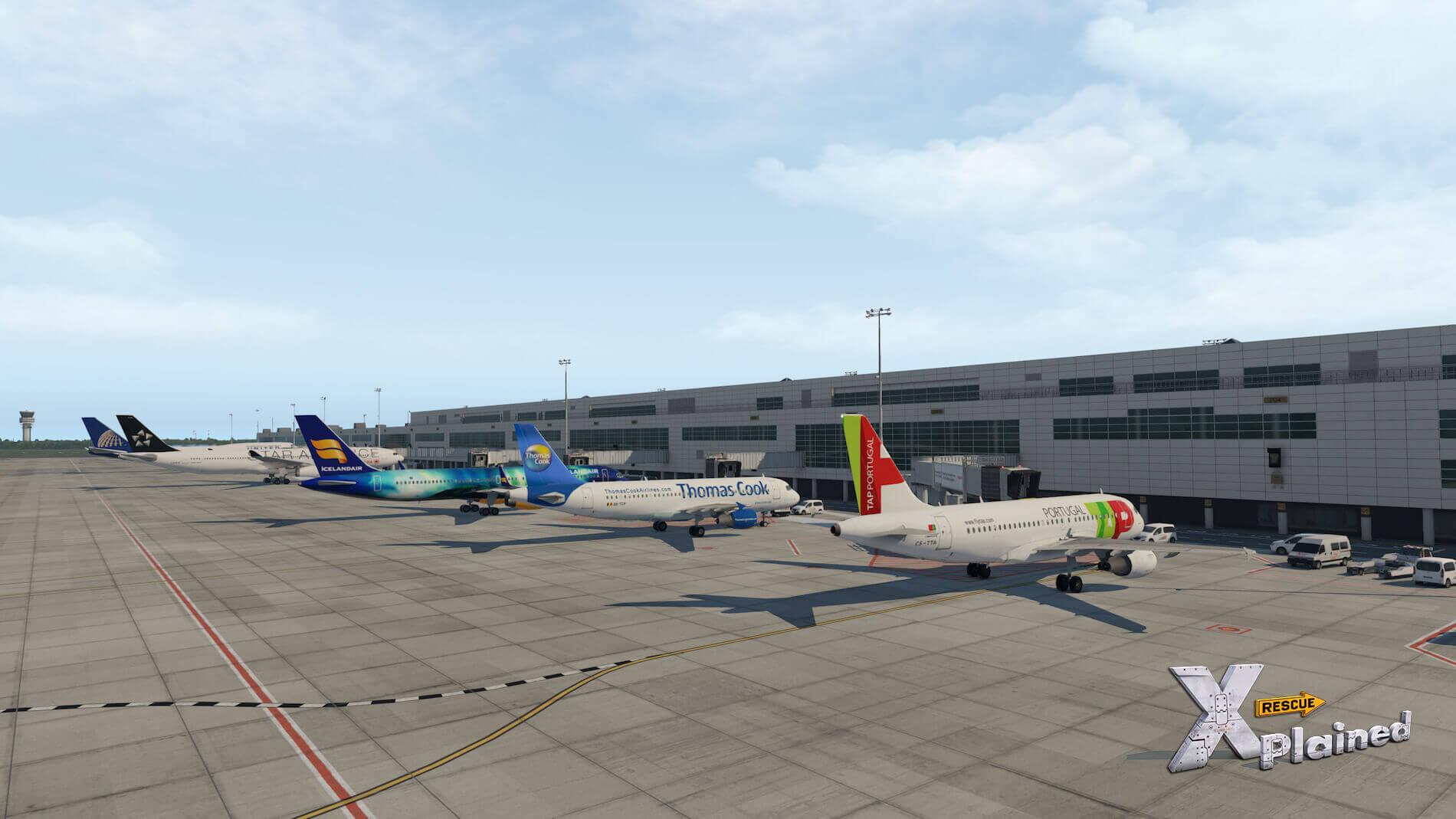 JustSim-EBBR-Airport-23