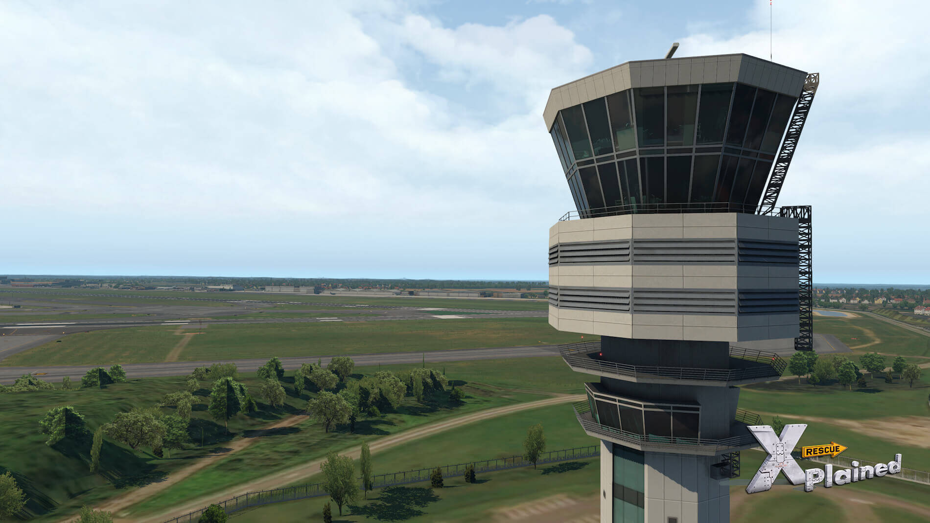 JustSim-EBBR-Airport-25