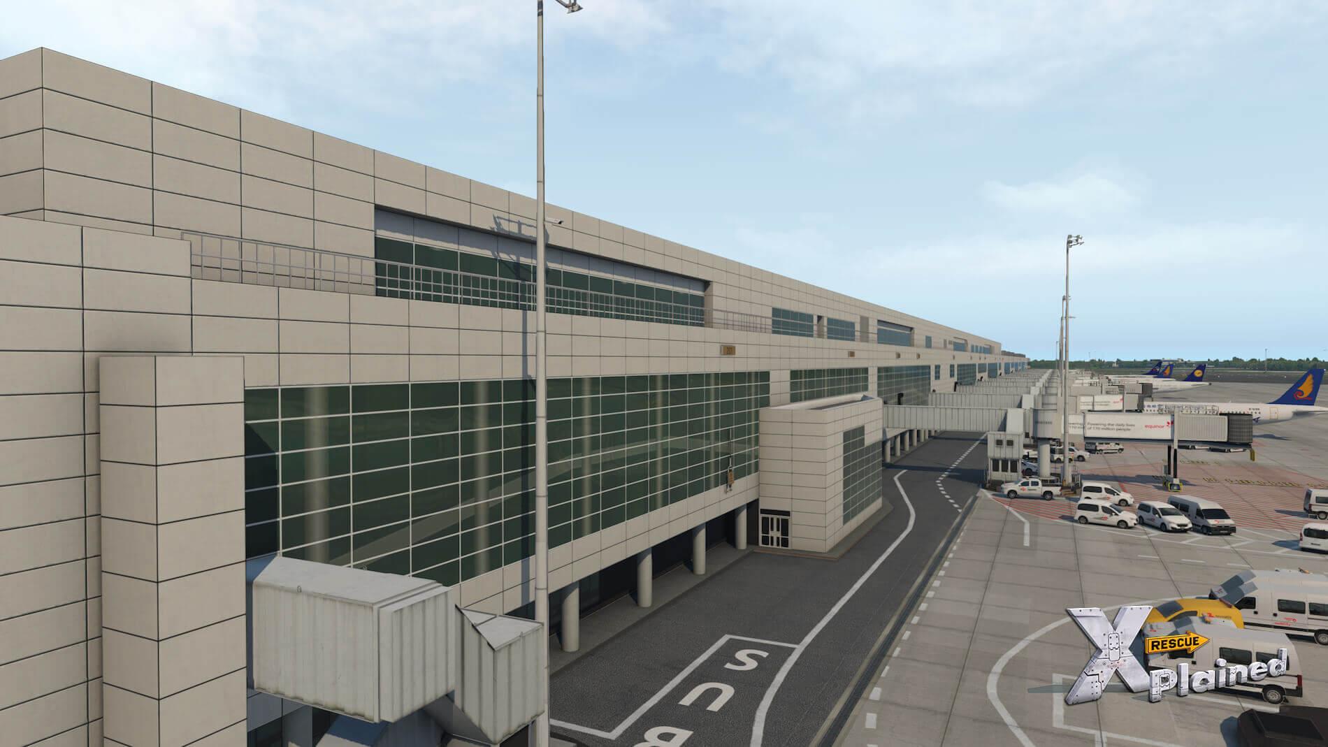 JustSim-EBBR-Airport-32