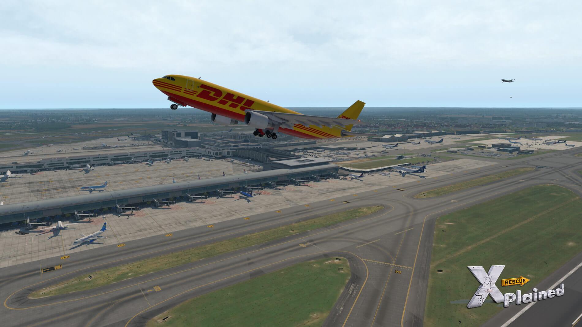 JustSim-EBBR-Airport-36