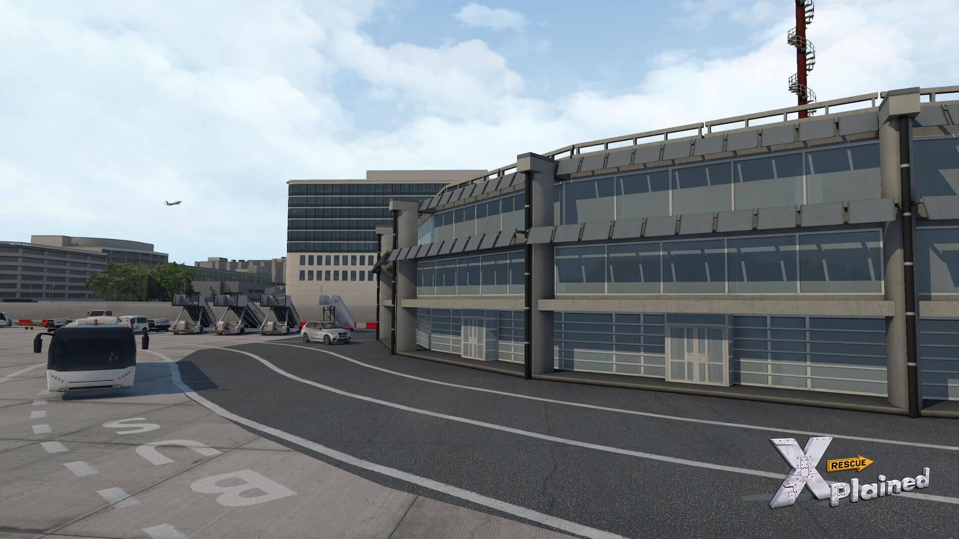 JustSim-EBBR-Airport-38