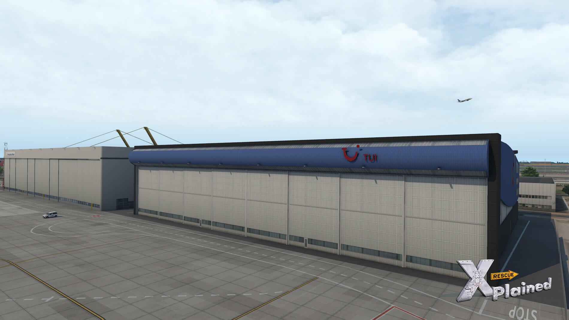 JustSim-EBBR-Airport-39