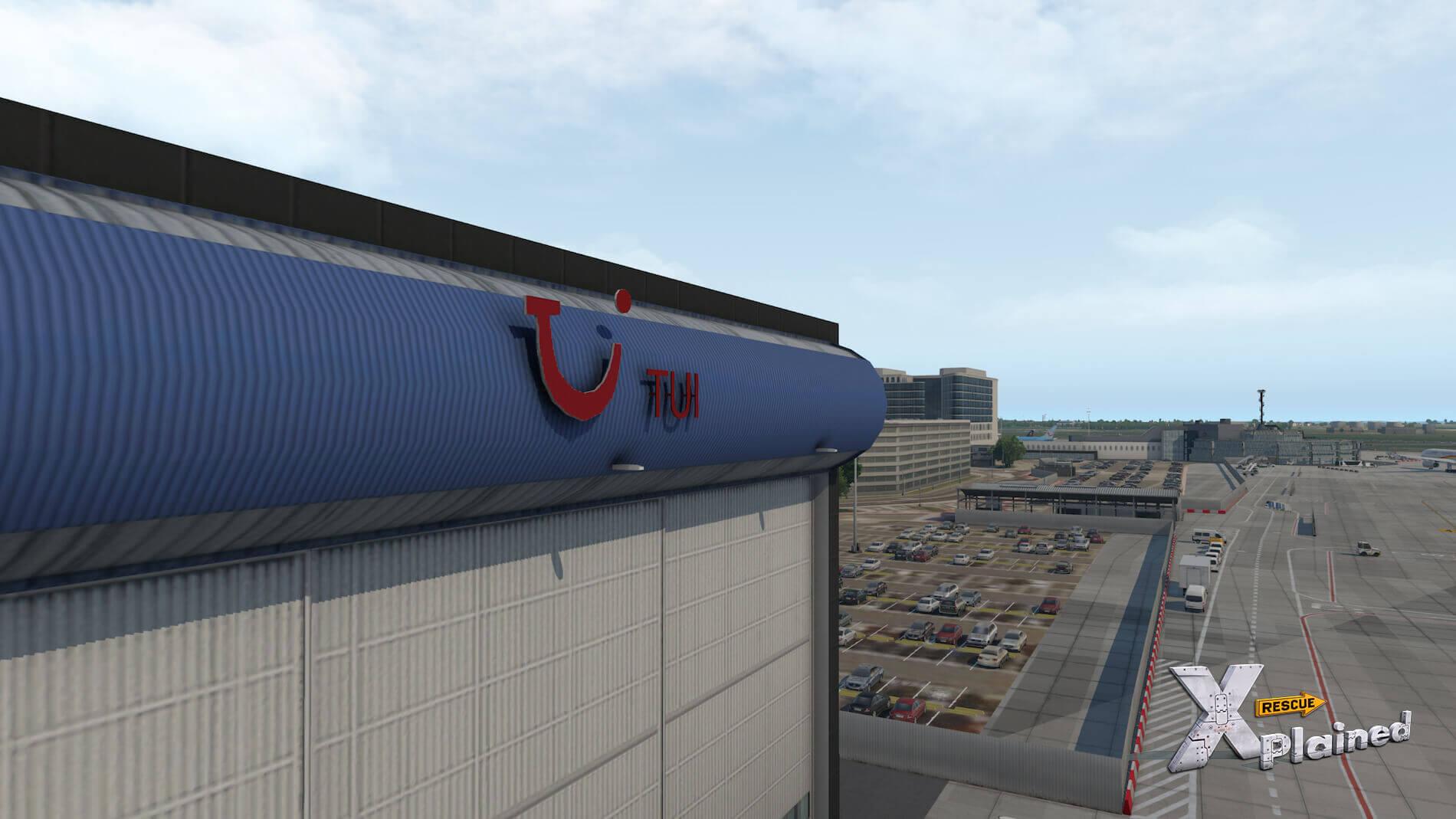 JustSim-EBBR-Airport-40