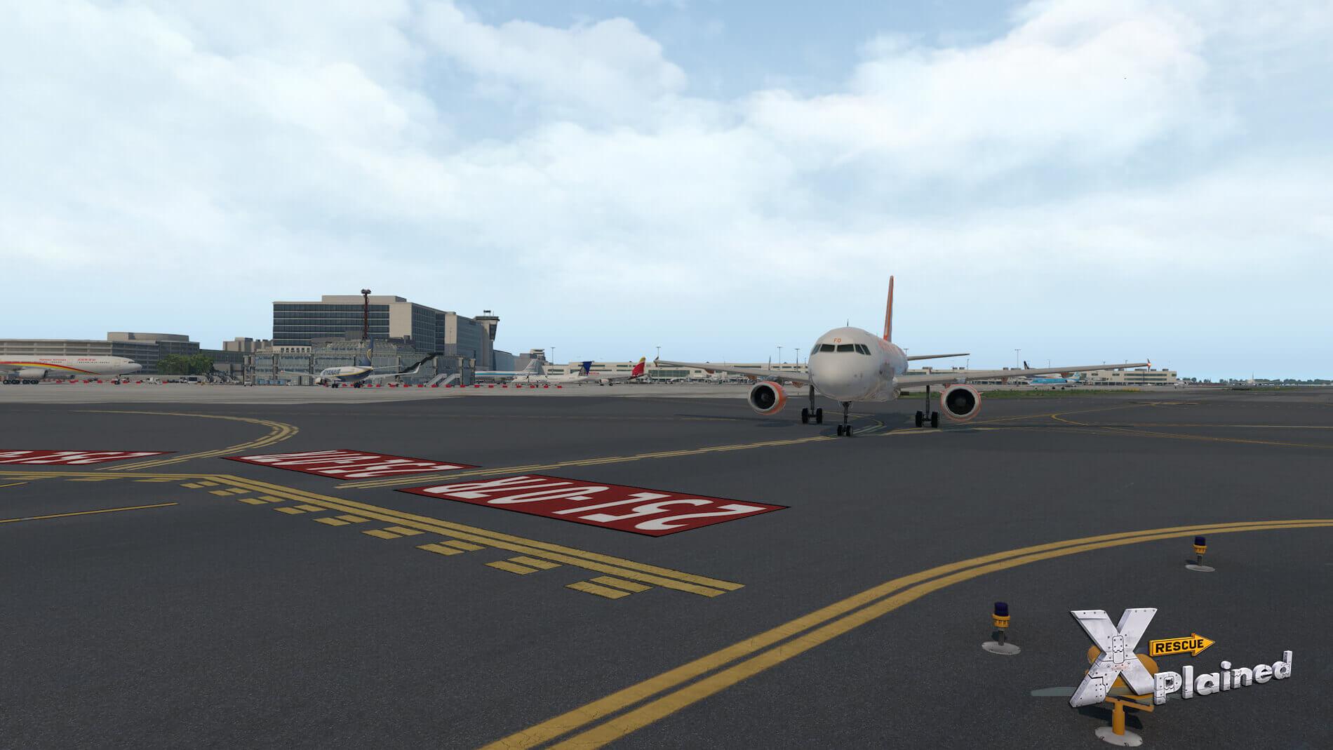 JustSim-EBBR-Airport-42