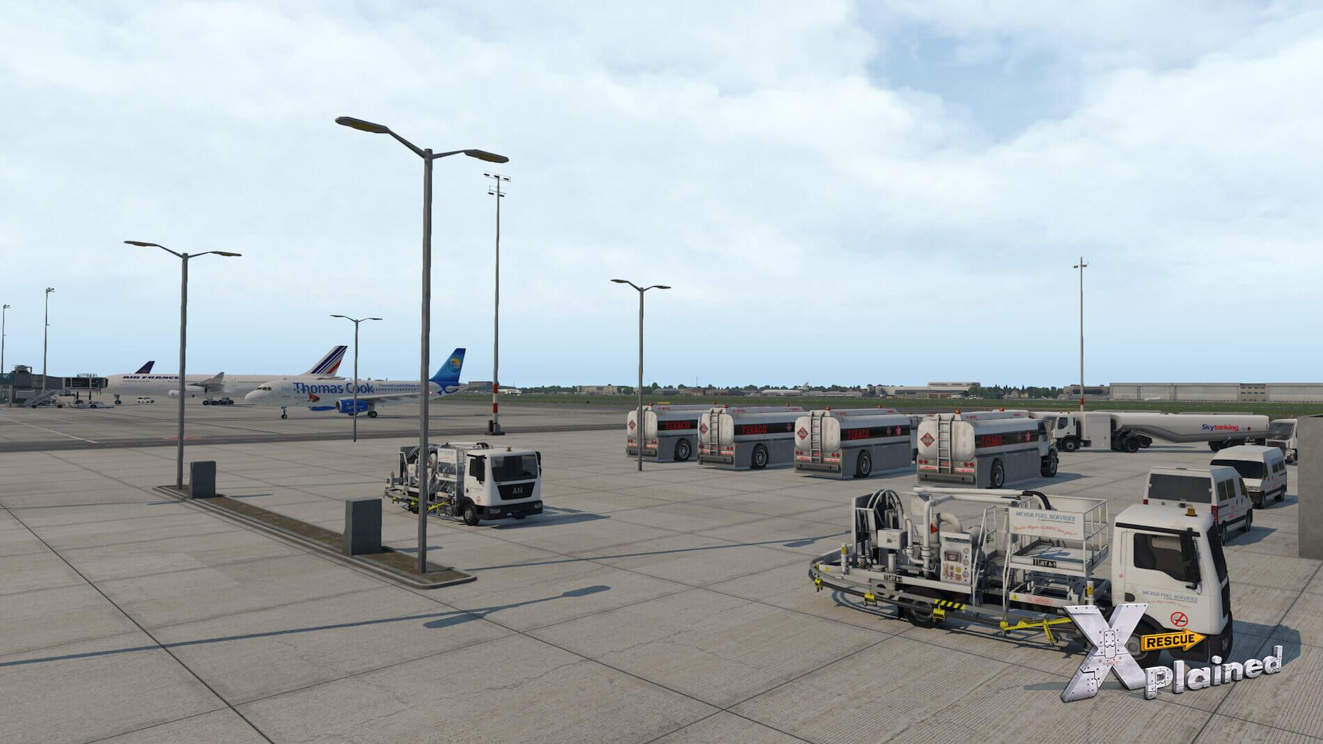 JustSim-EBBR-Airport-44