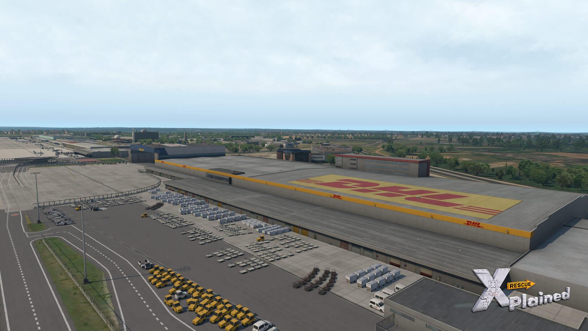 JustSim-EBBR-Airport-46