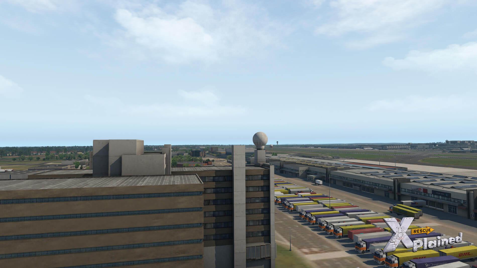 JustSim-EBBR-Airport-48