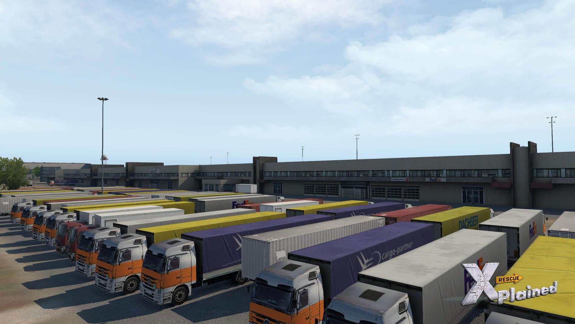 JustSim-EBBR-Airport-49
