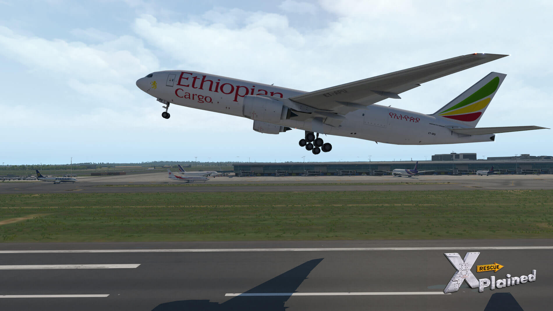JustSim-EBBR-Airport-50