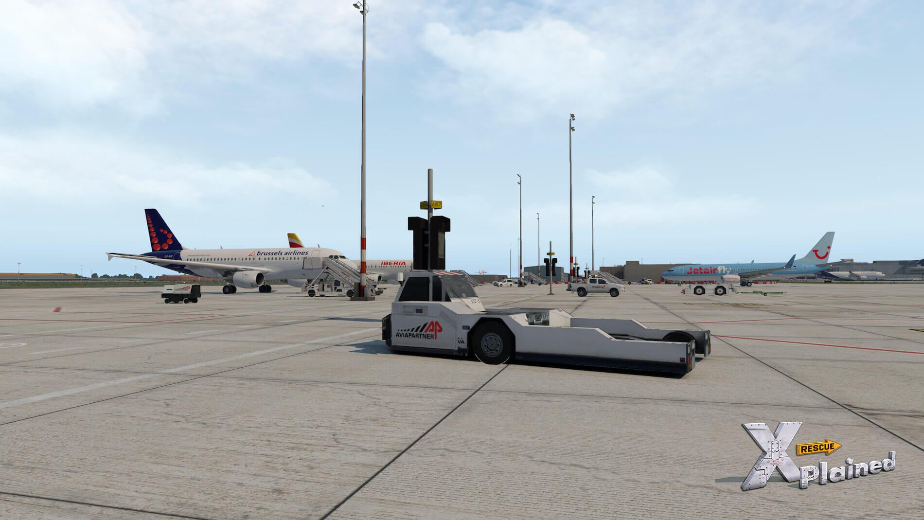 JustSim-EBBR-Airport-51