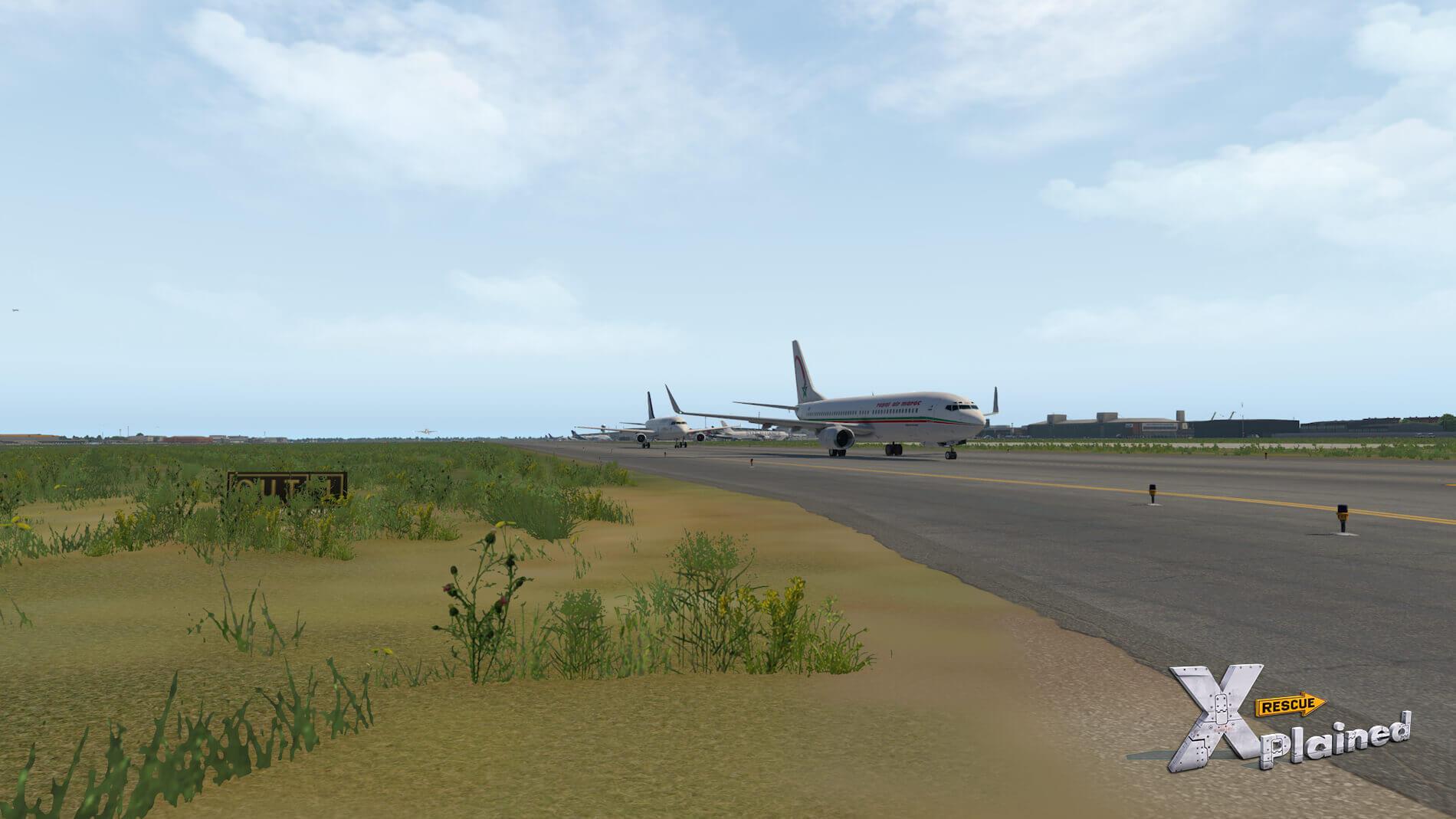 JustSim-EBBR-Airport-55