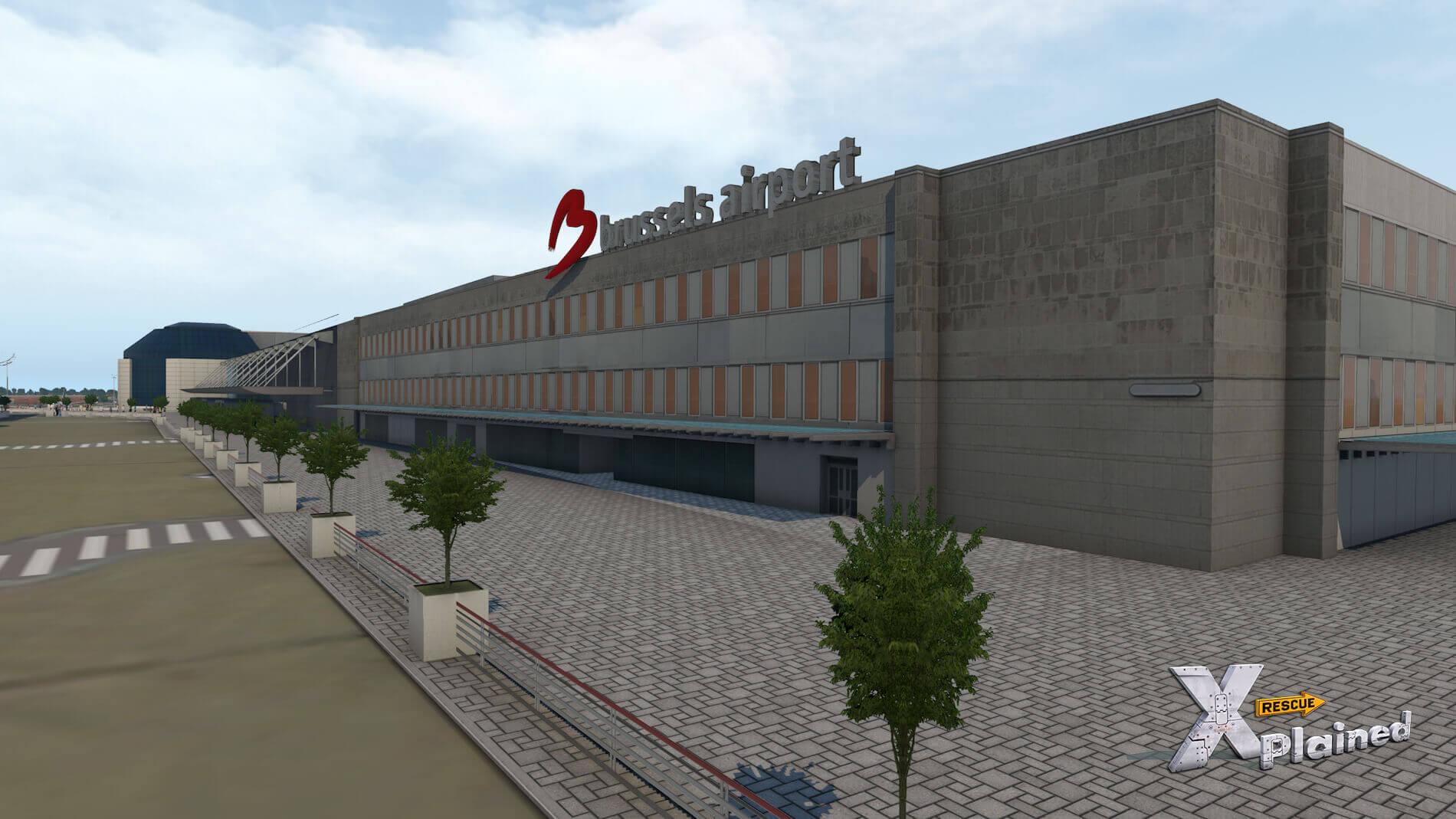 JustSim-EBBR-Airport-58