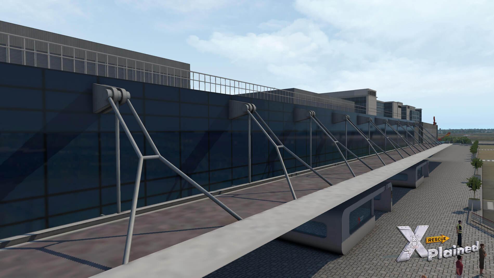 JustSim-EBBR-Airport-61