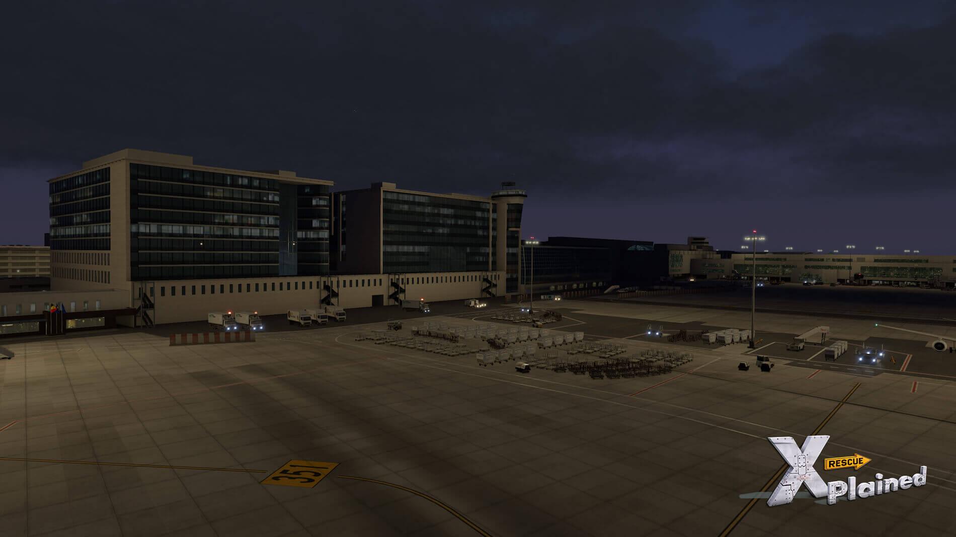 JustSim-EBBR-Airport-62