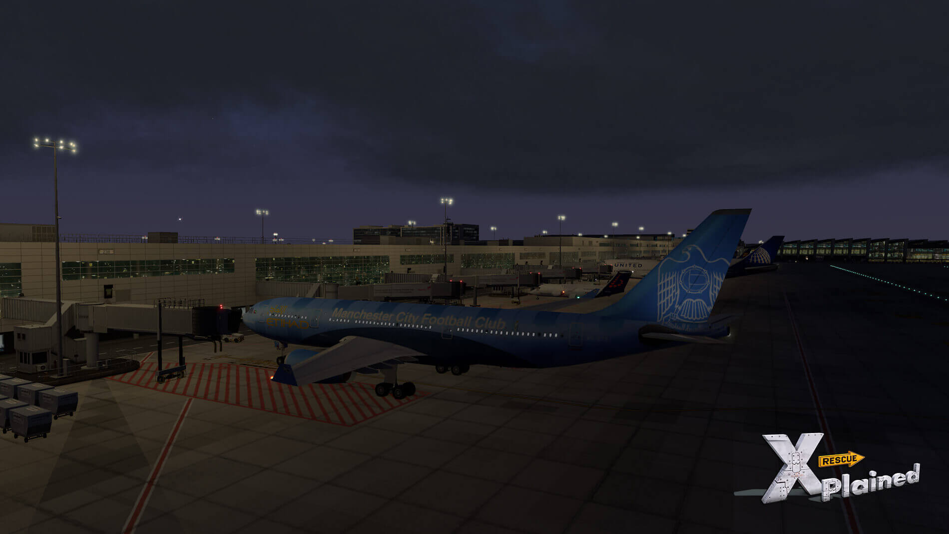 JustSim-EBBR-Airport-65