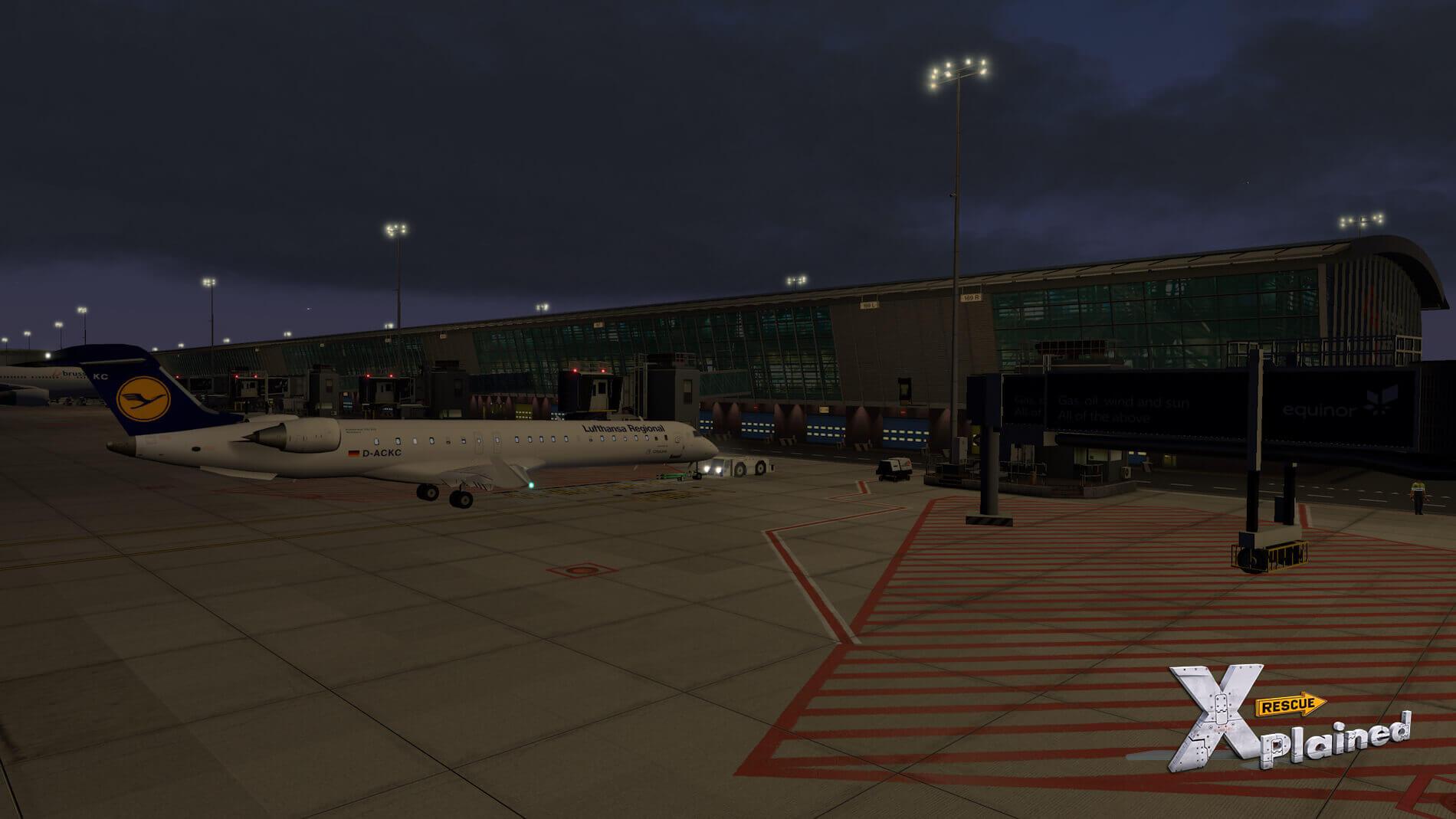JustSim-EBBR-Airport-66