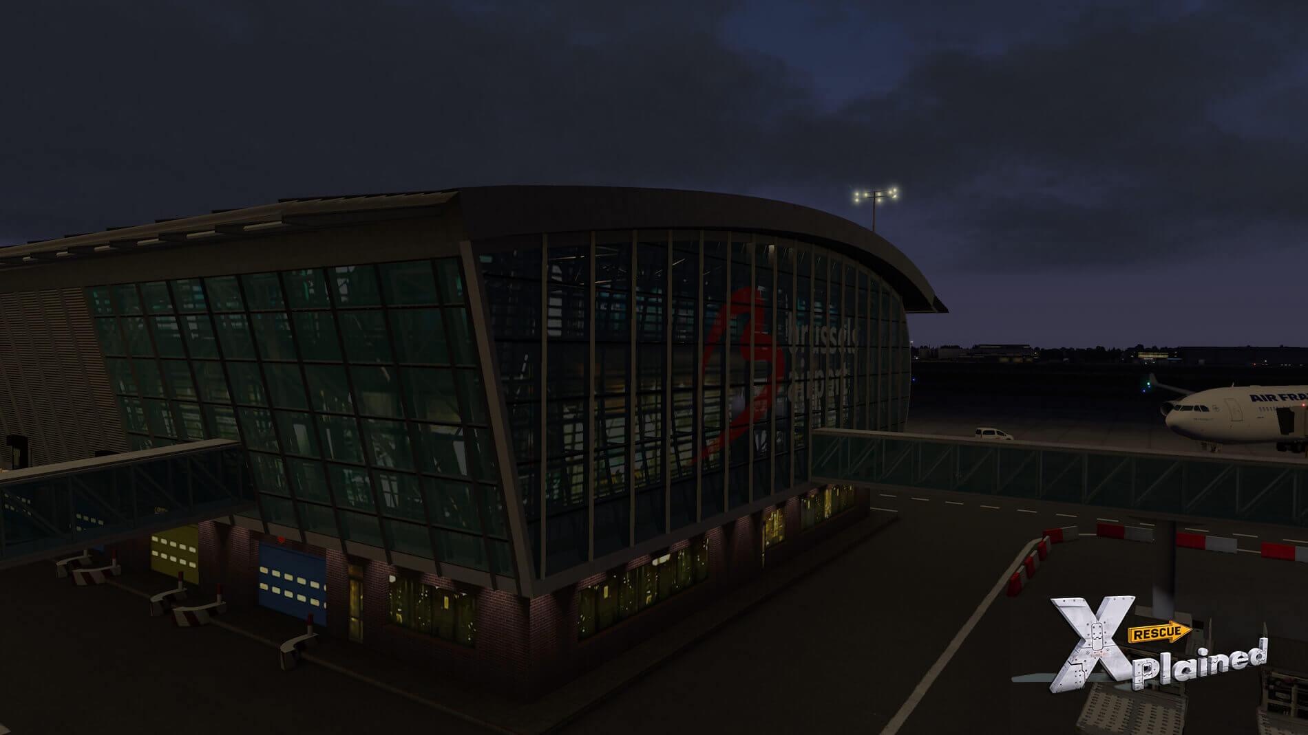 JustSim-EBBR-Airport-67