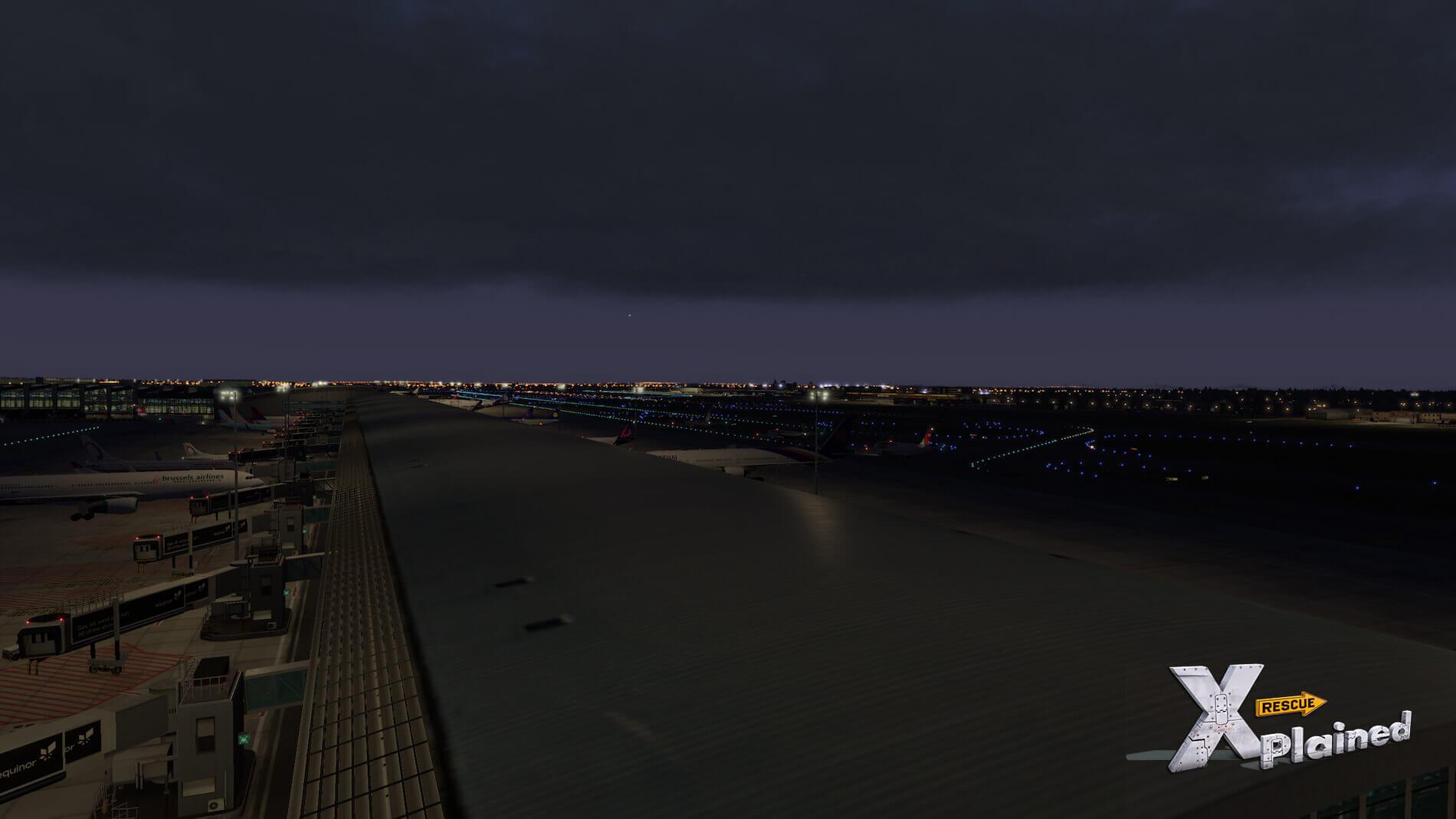 JustSim-EBBR-Airport-68