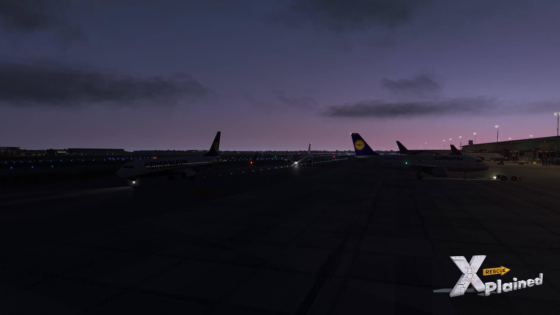 JustSim-EBBR-Airport-71