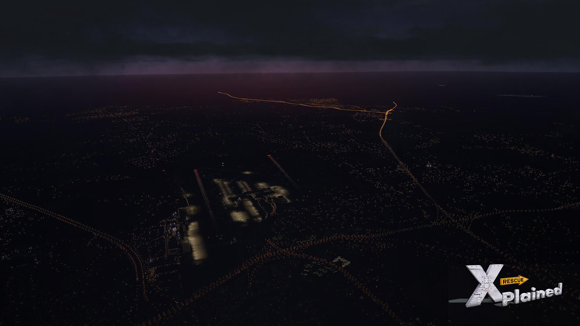 JustSim-EBBR-Airport-77