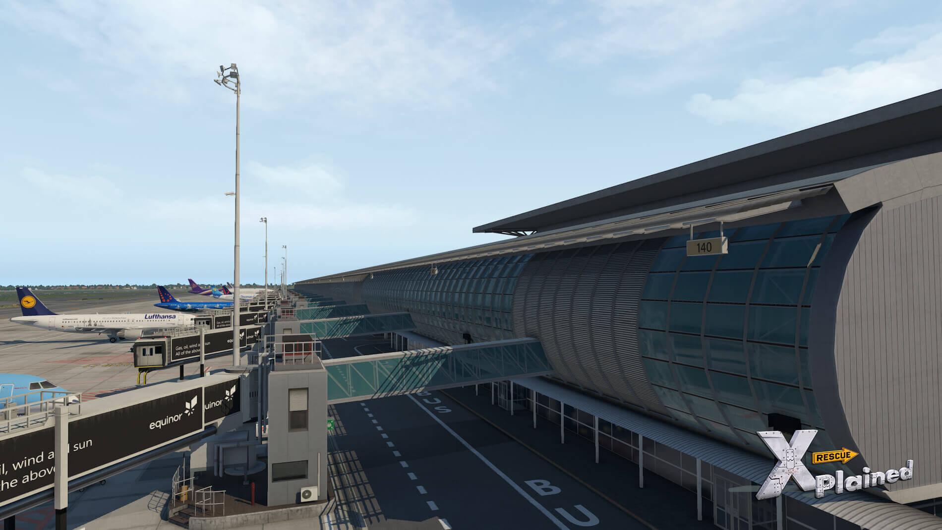JustSim-EBBR-Airport-8