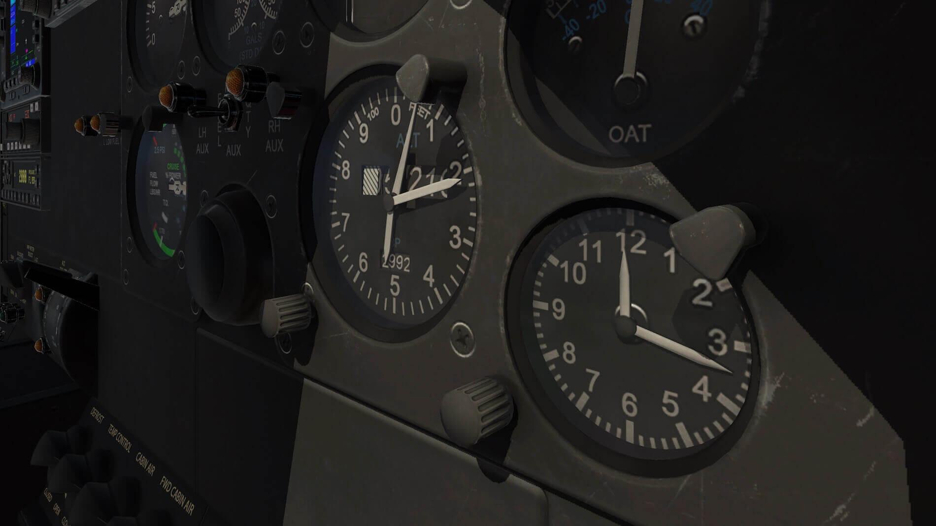 Milviz Cessna 310R_12