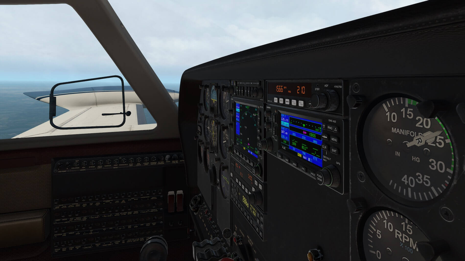 Milviz Cessna 310R_13