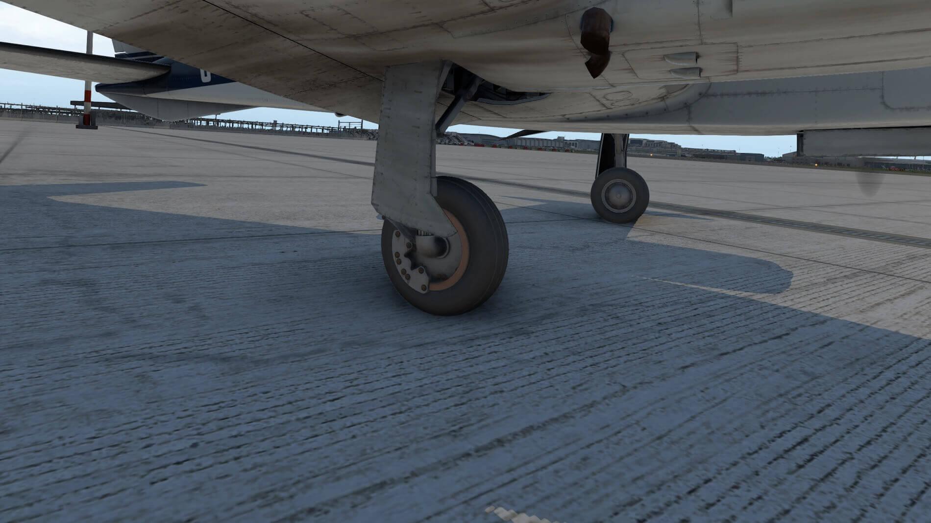 Milviz Cessna 310R_2