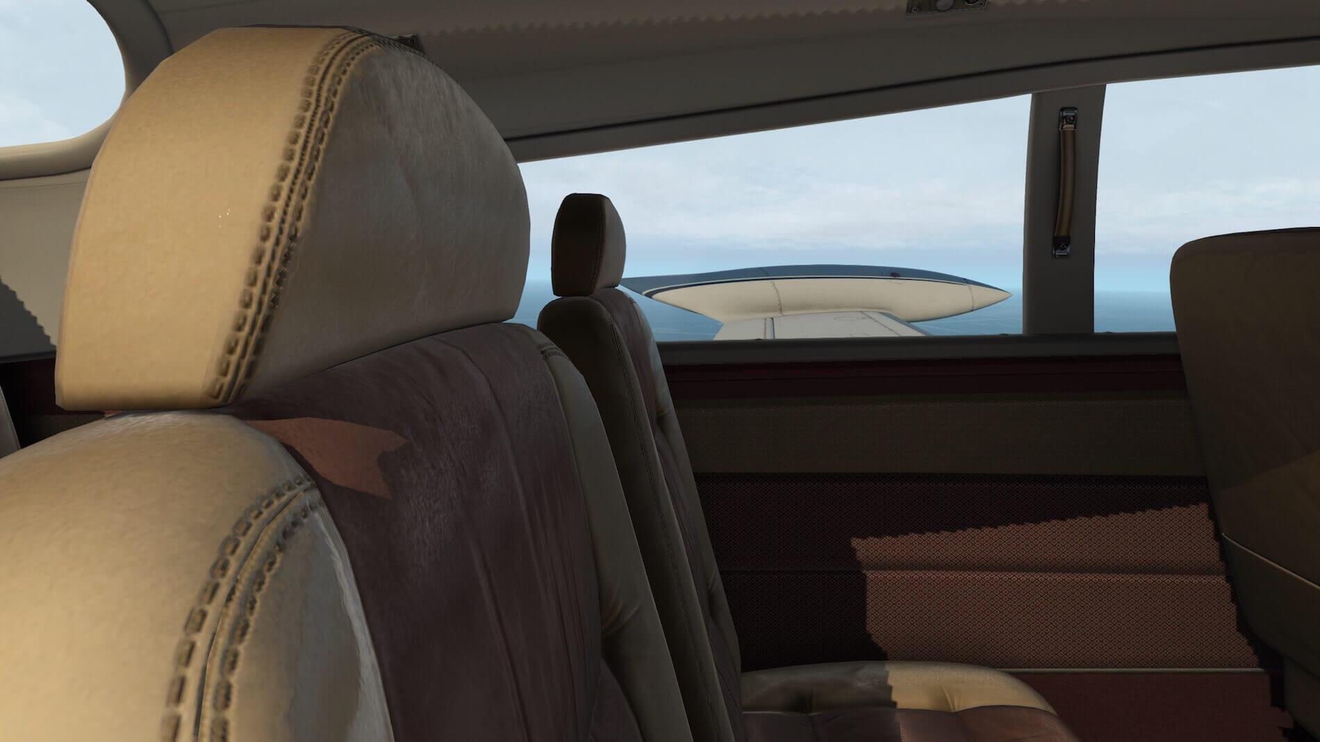 Milviz Cessna 310R_20