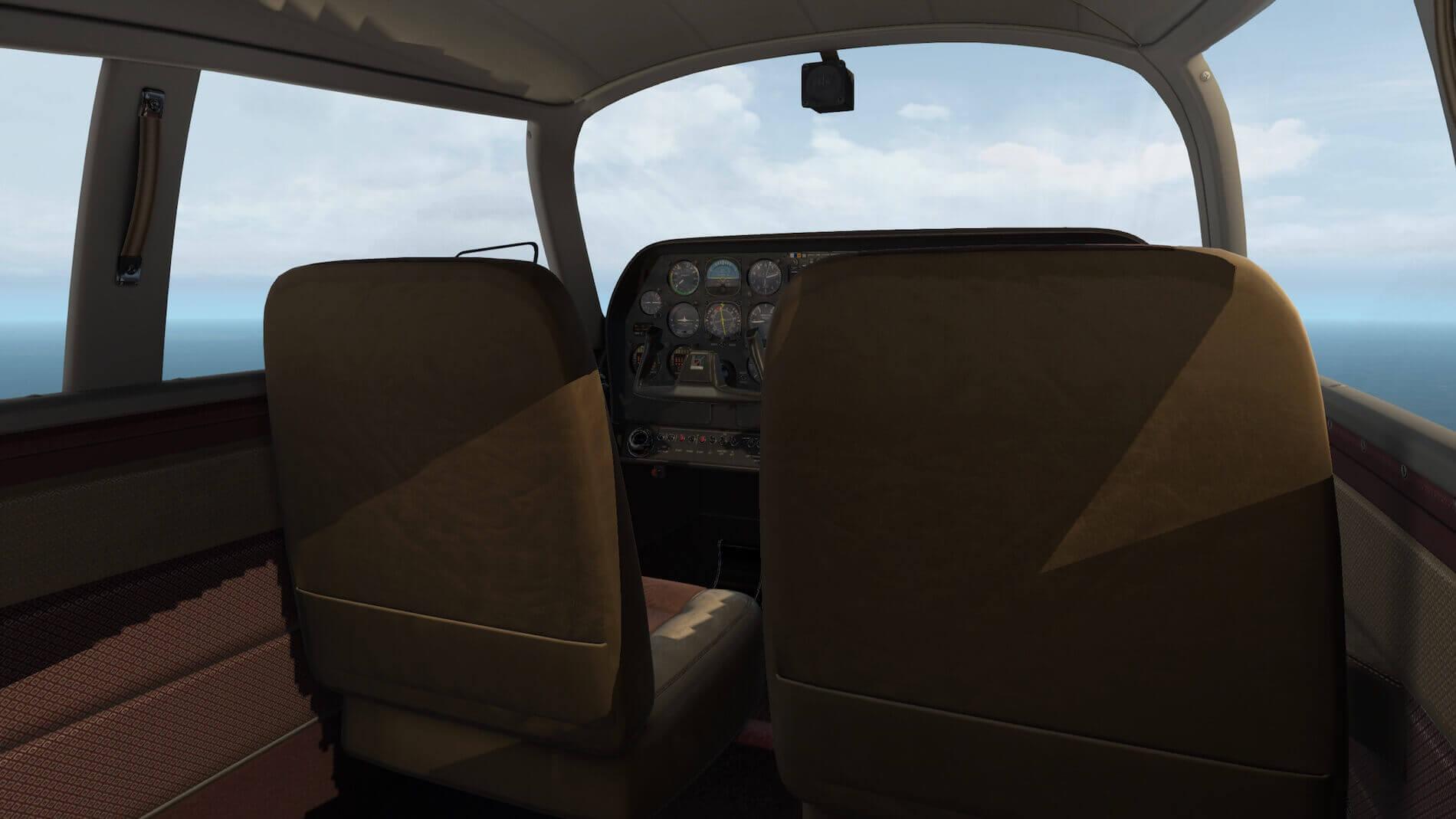 Milviz Cessna 310R_21