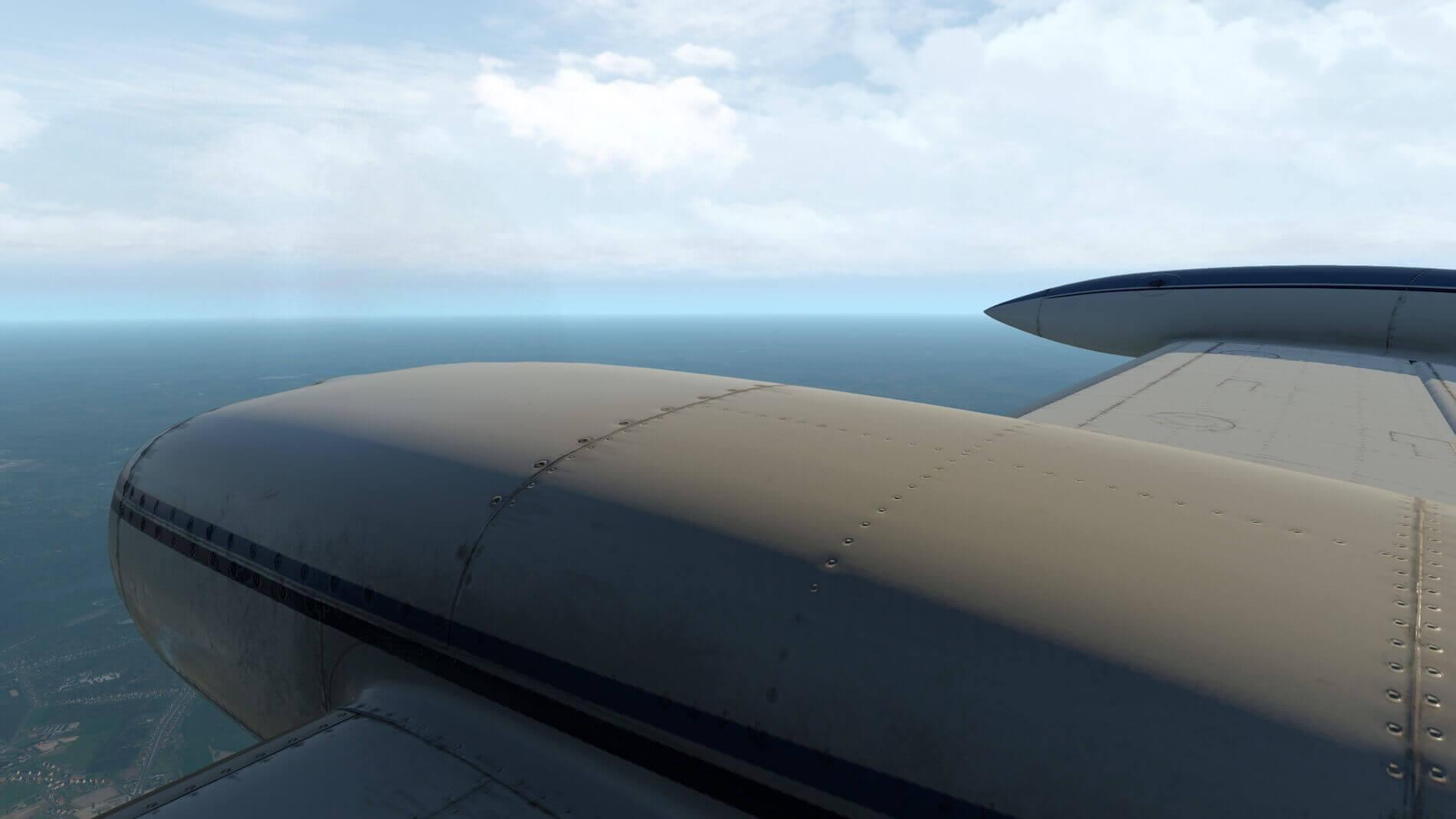 Milviz Cessna 310R_22