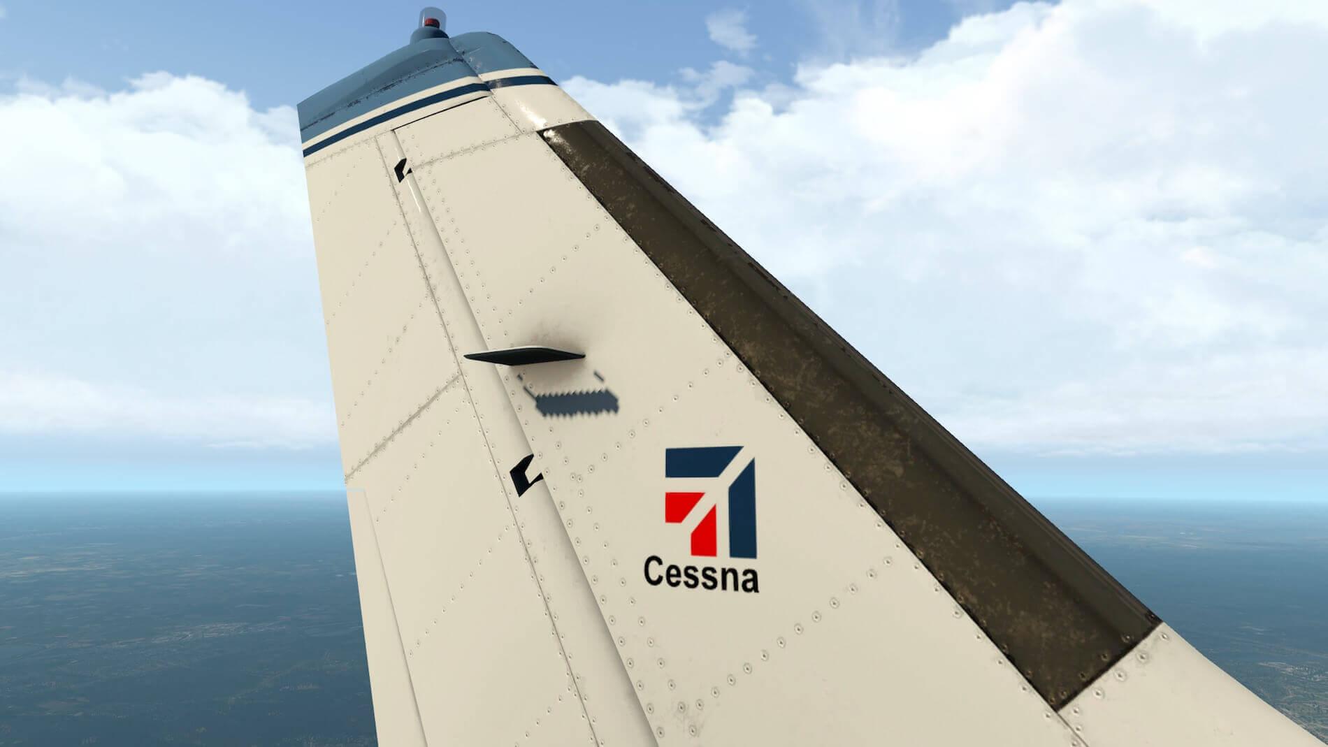 Milviz Cessna 310R_26