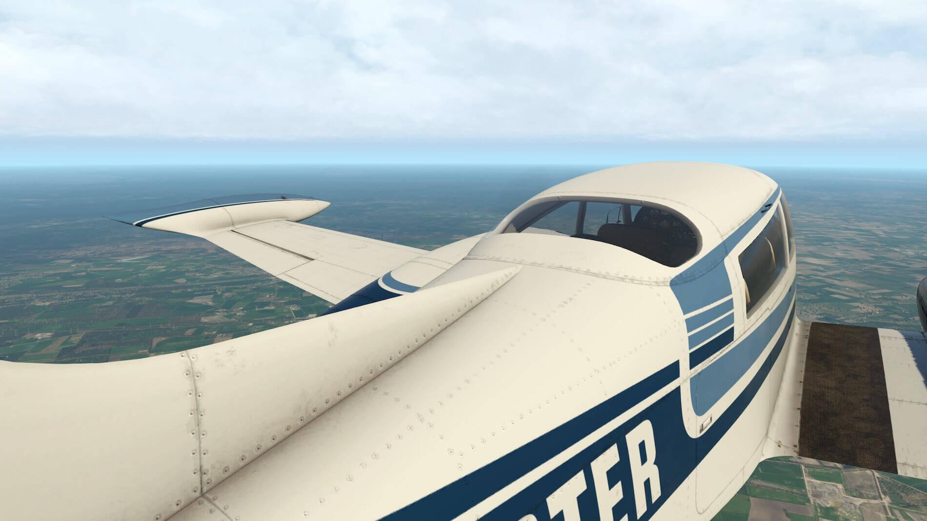 Milviz Cessna 310R_27