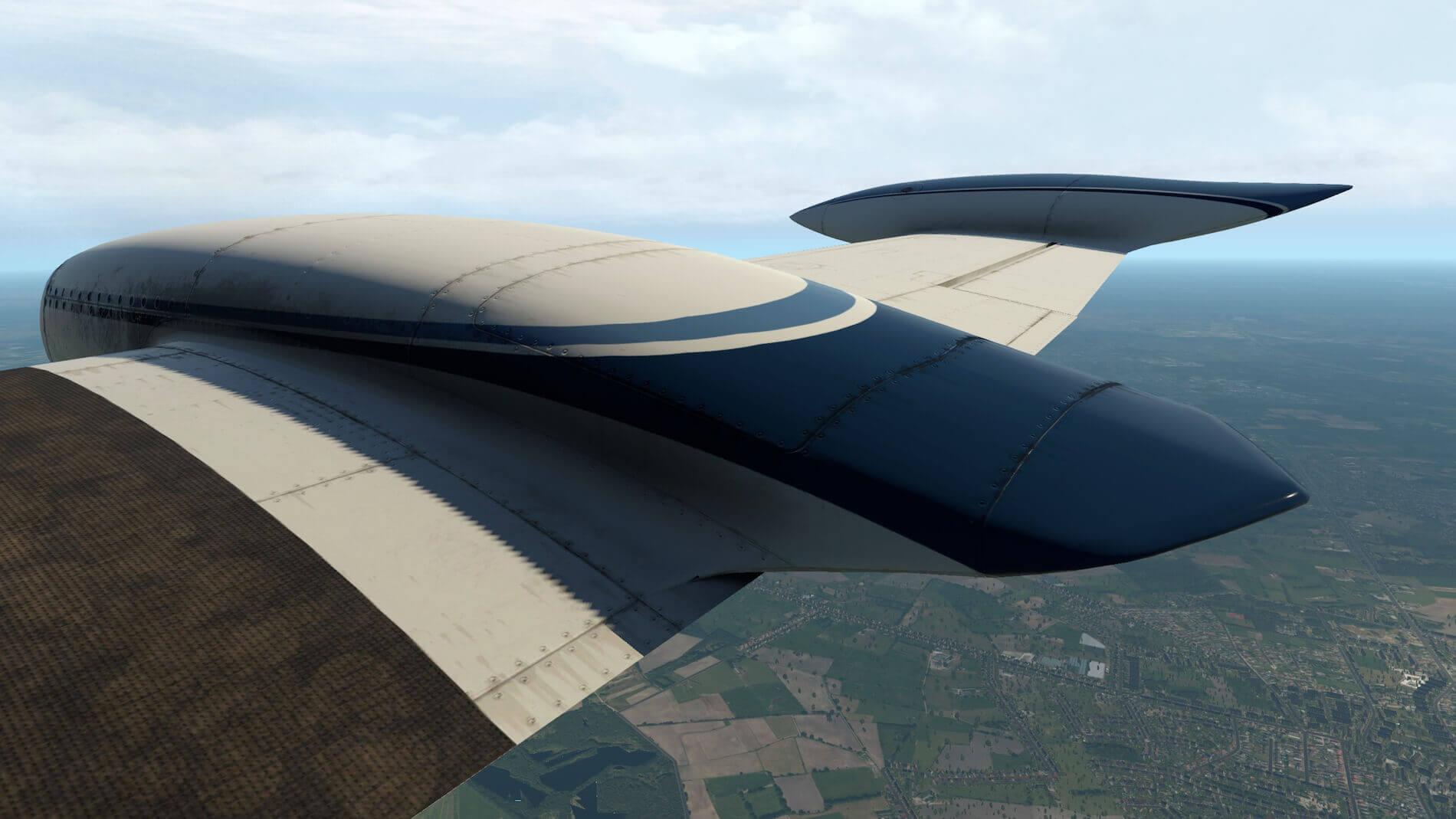 Milviz Cessna 310R_28