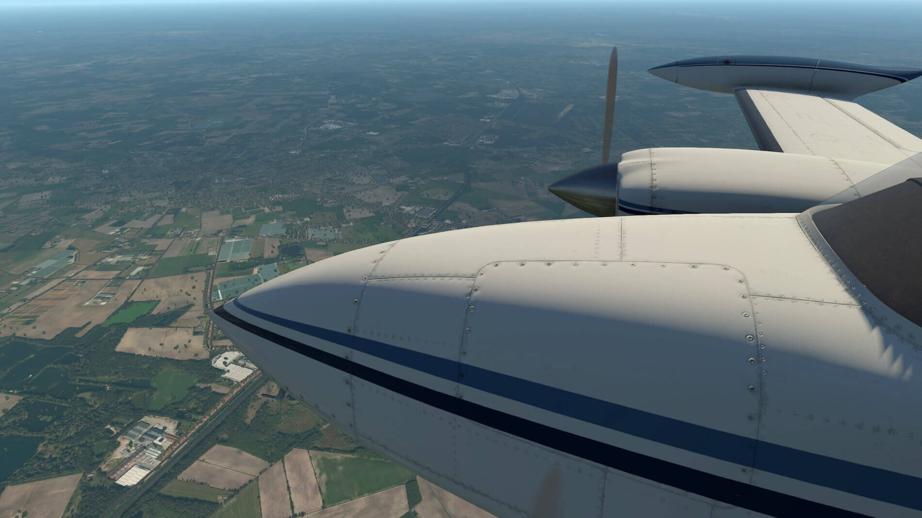 Milviz Cessna 310R_29