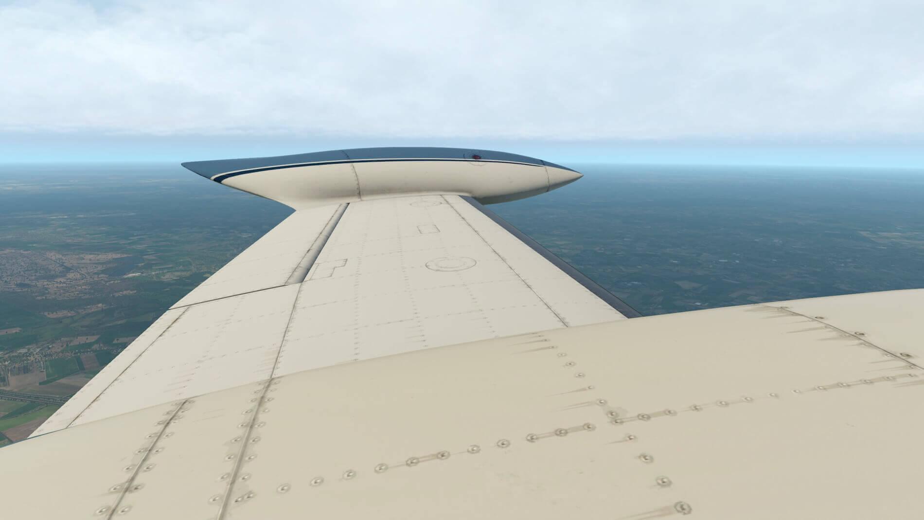 Milviz Cessna 310R_33