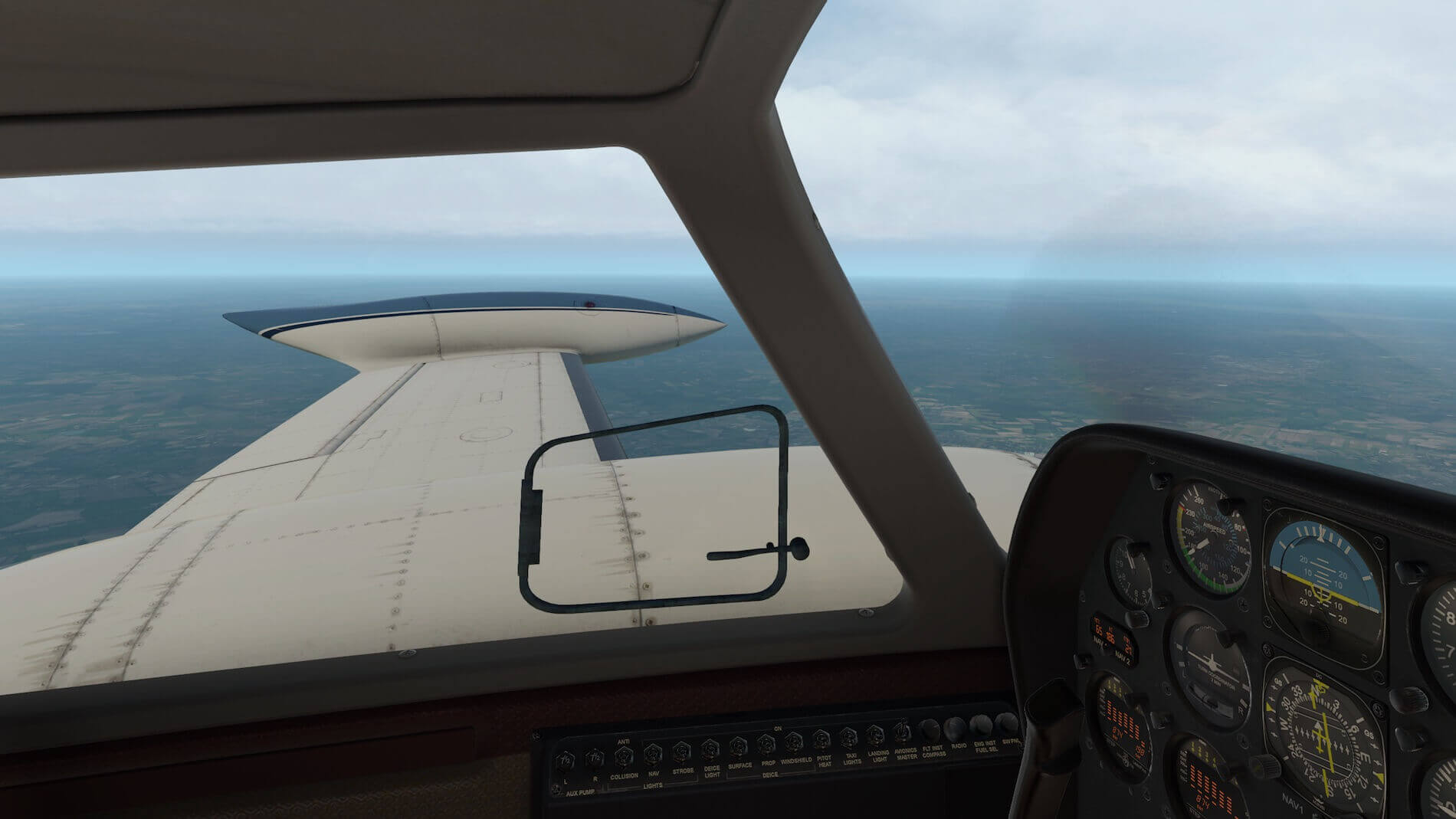 Milviz Cessna 310R_35