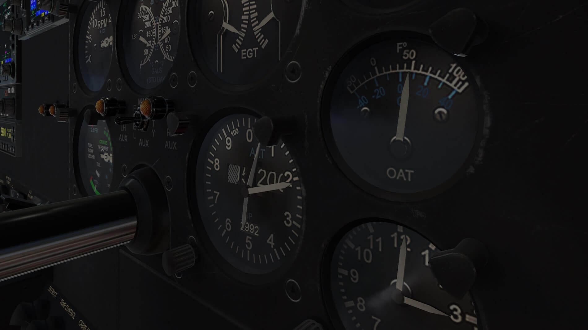 Milviz Cessna 310R_38