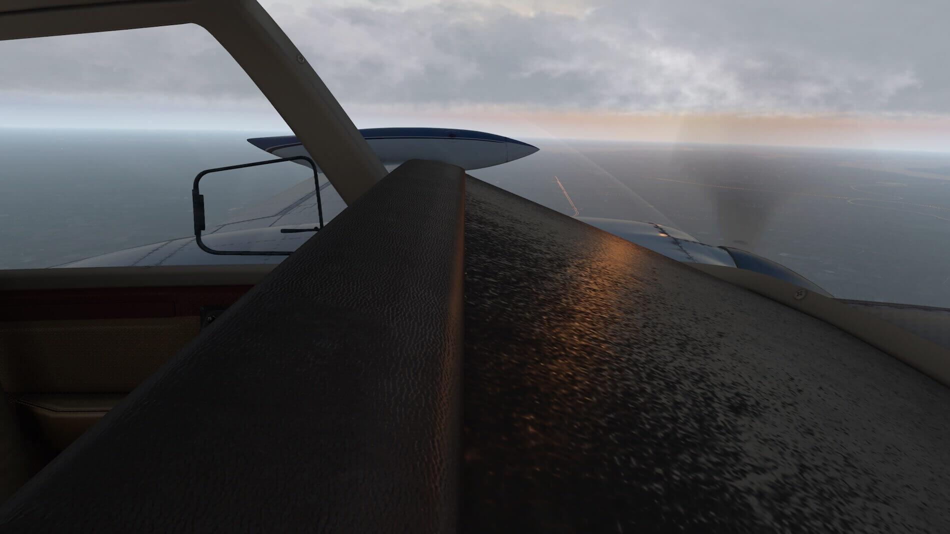 Milviz Cessna 310R_42