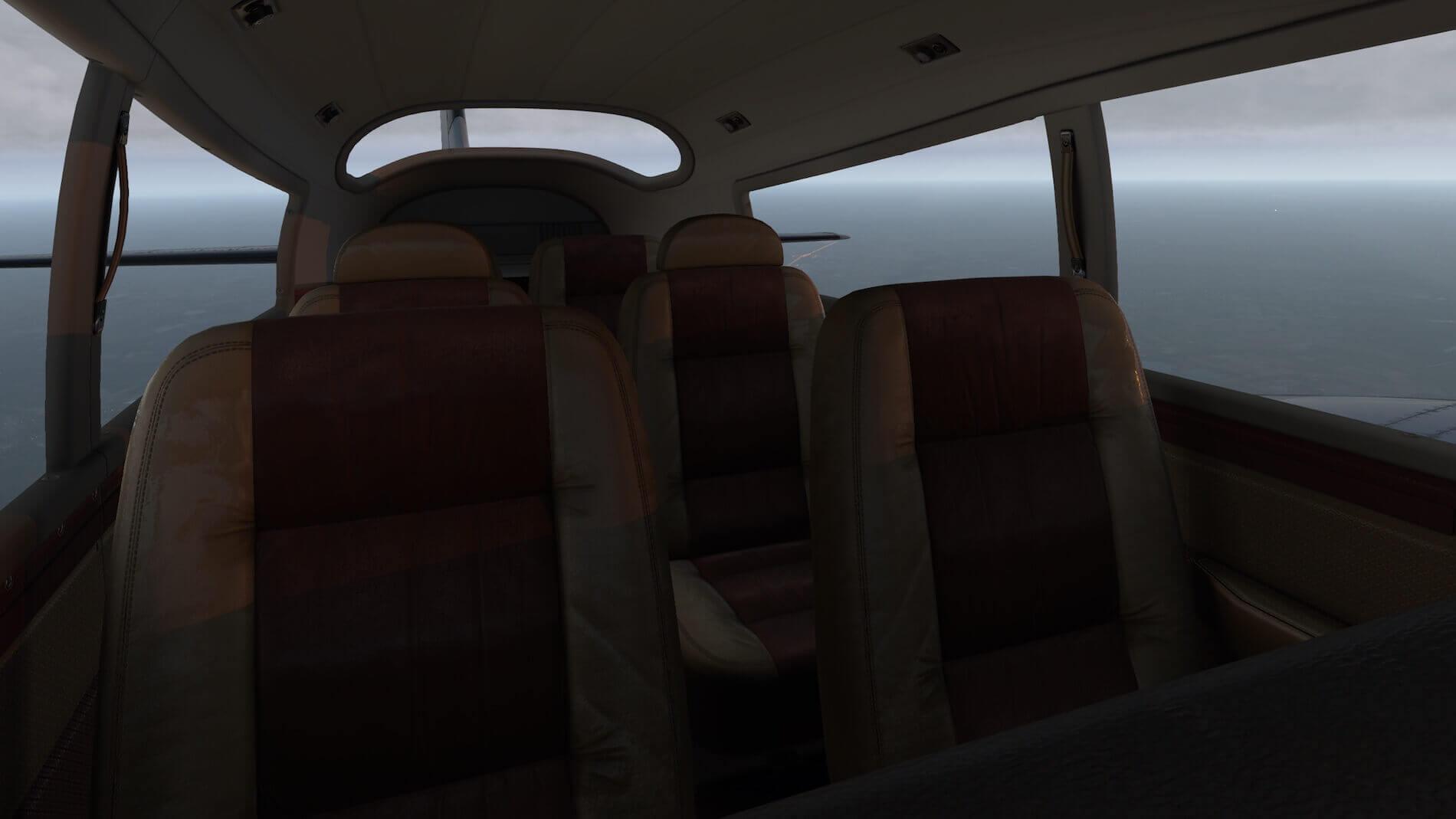 Milviz Cessna 310R_43