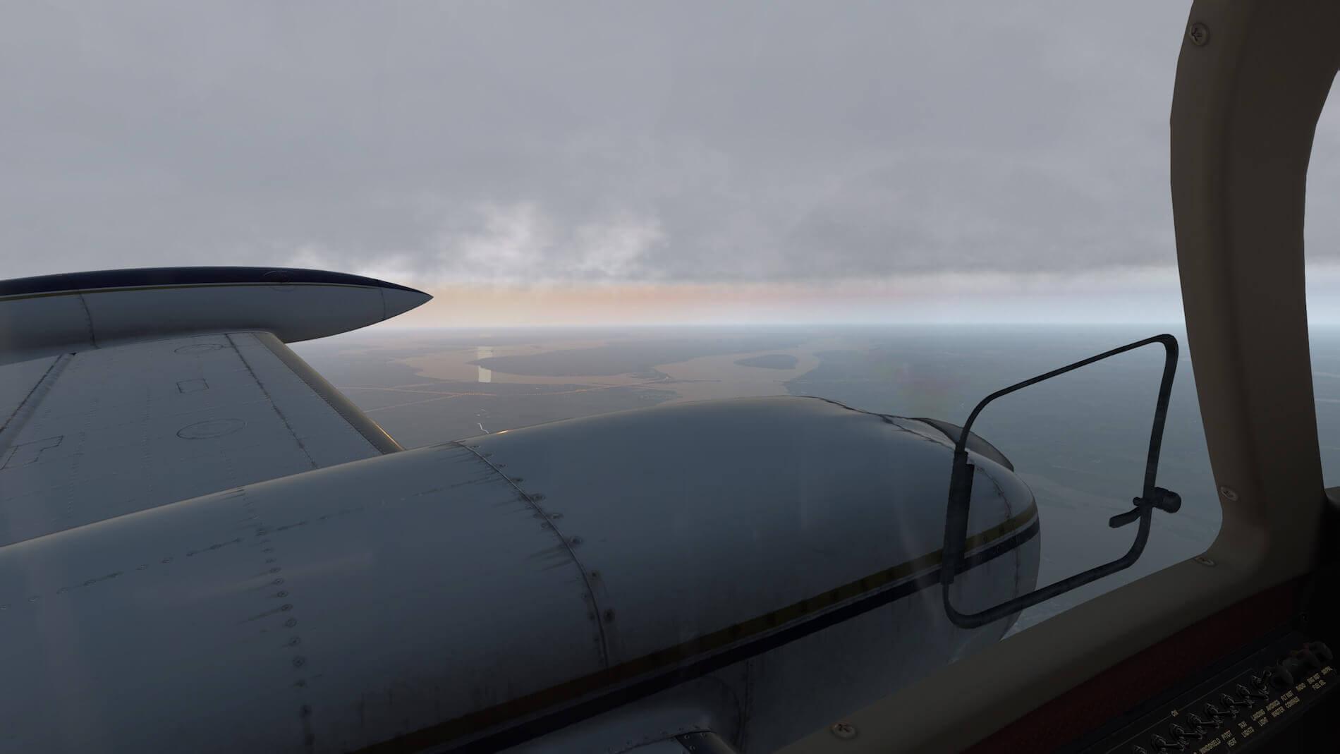 Milviz Cessna 310R_49