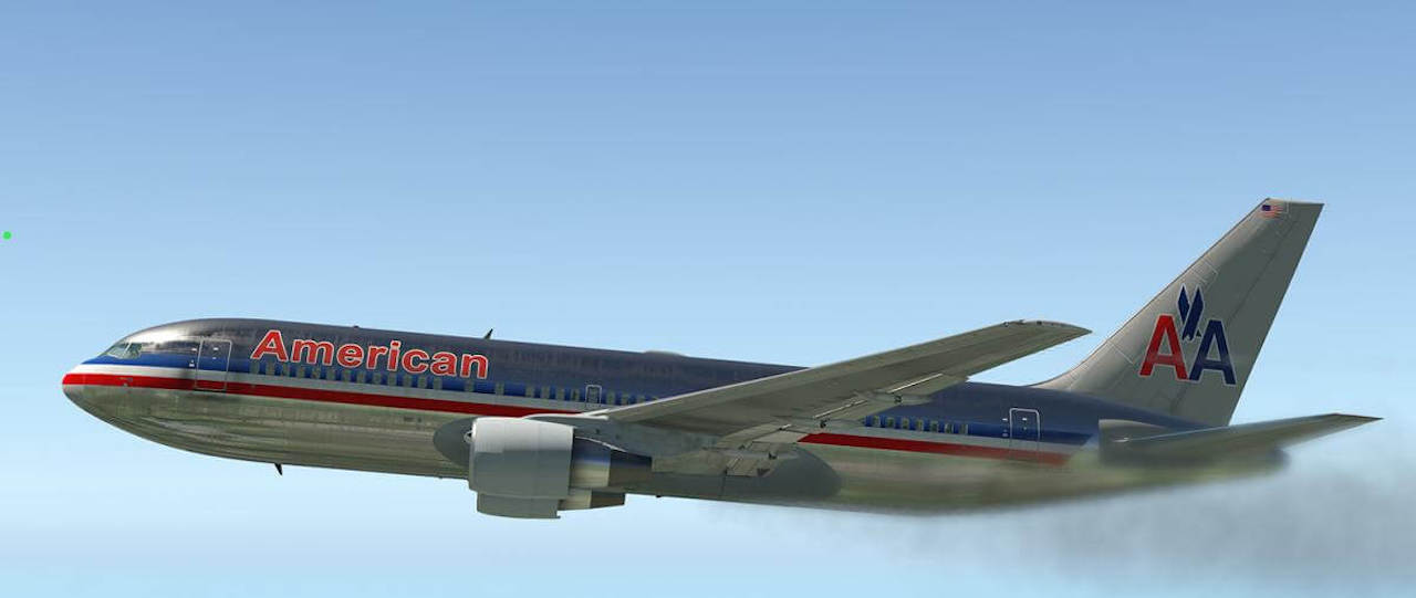 767-200 | American Airlines N325AA | X-Plained, the Source for All