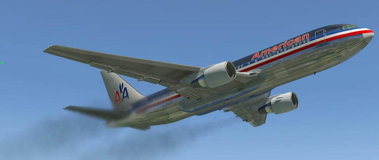 767-200 | American Airlines N325AA | X-Plained, the Source