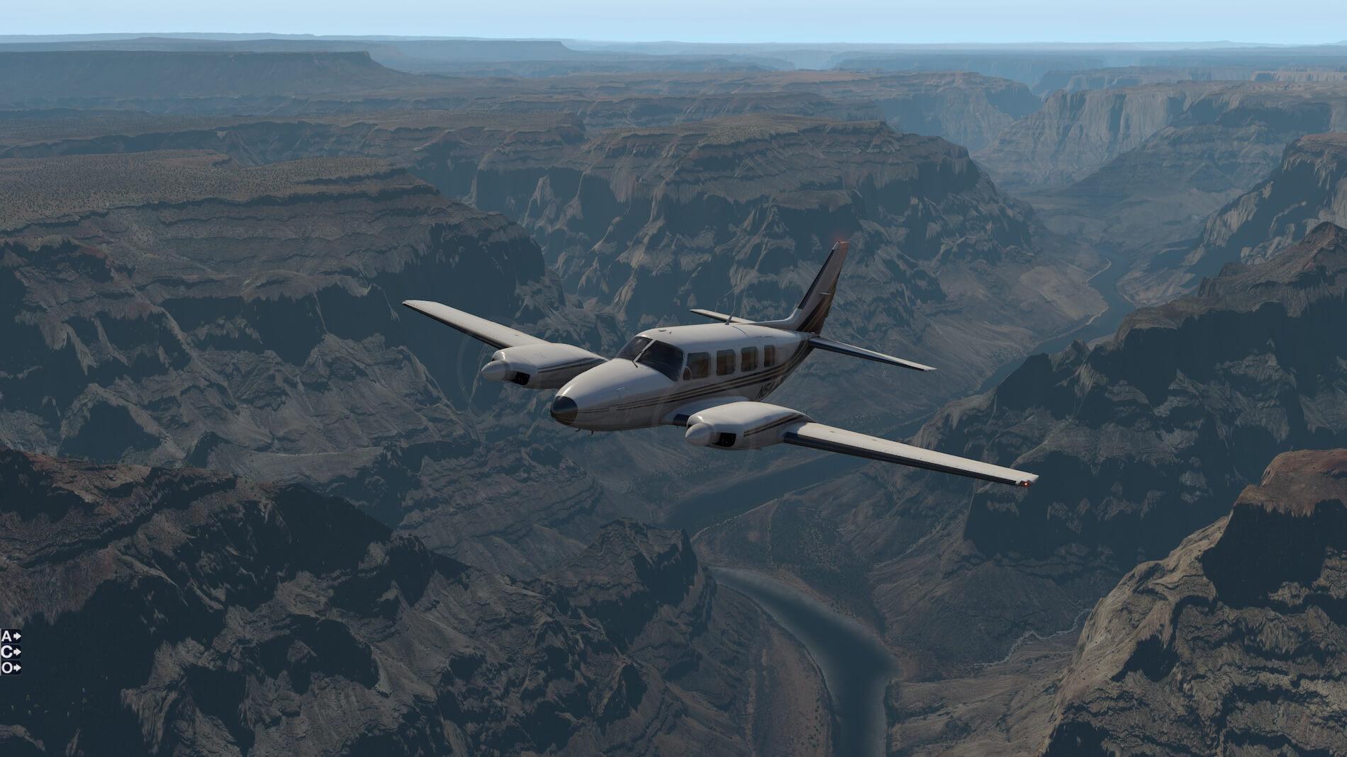 Carenado-PA31-Grand-Canyon-Tour-13