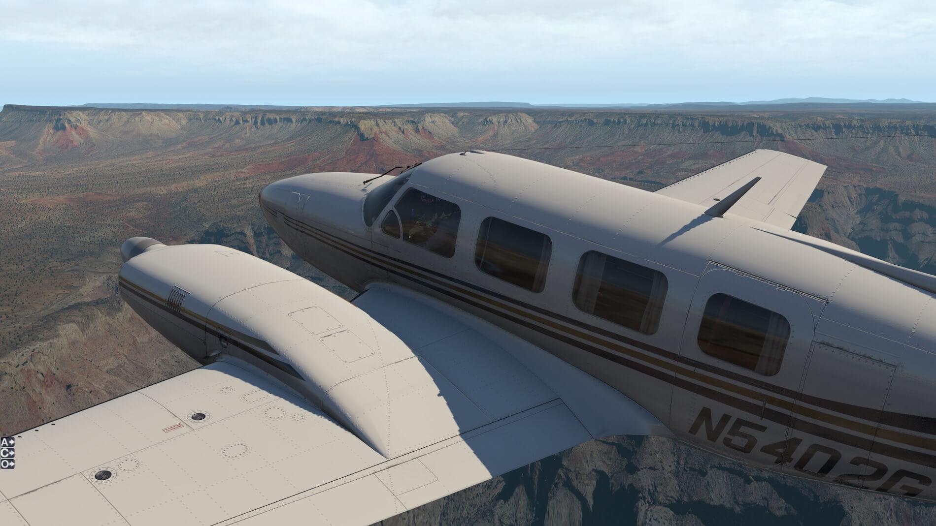Carenado-PA31-Grand-Canyon-Tour-15